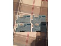 Selling 4 ScHoolboy Q tickets for the Manchester concert - Sunday 11th Dec