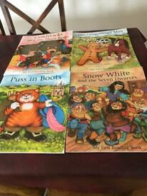 First reading books