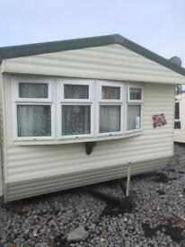 Static caravan off site sale 3 bed and 2 bed free delivery