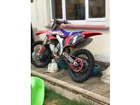Honda cr 125 2003 swap