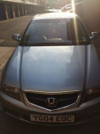 Honda Accord in excellent condition