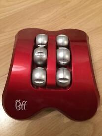 VIBRATING 'FOOT' MASSAGER, (Battery Operated)