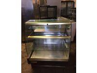 Cake Fridge display cake chiller counter fridge for shop cafe restaurant takeaway fridge