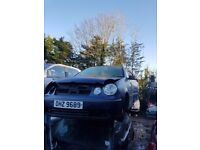 2004 VW POLO 1.2 BREAKING FOR PARTS