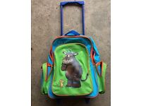 Gruffalo bag and pull along