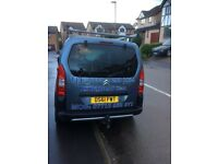 Citroen Berlingo multispace 1.6 HDI Window Cleaning Van XTR