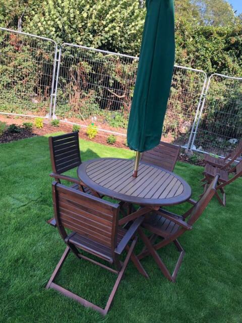 Peachy Outdoor Garden Furniture Set In Wells Somerset Gumtree Home Interior And Landscaping Mentranervesignezvosmurscom