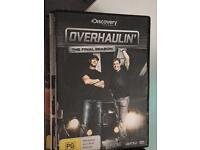Complete set of overhaulin dvds