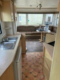 Two bed static caravans to let
