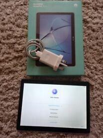 Huawei Mediapad T3 10 Tablet with Receipt