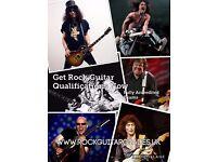Rock Guitar Grades