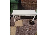 Dressing table/console