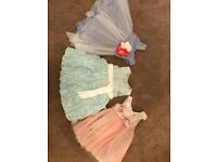 Monsoon dresses 3-6 months perfect condition