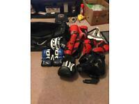 MMA boxing / kick boxing kitbag