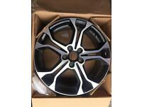 Clio RS alloy wheel