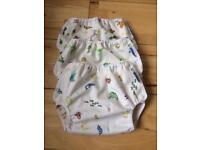 Motherease Airflow Cloth/ Reusable Nappy Wraps, Medium
