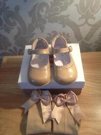 Spanish Baby Shoes & Socks