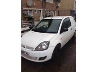 1.4 white ford van NO MOT