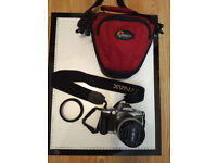 Minolta Dynax 4 Camera