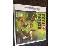Mini Ninjas Nintendo DS game (Good condition, Boxed)