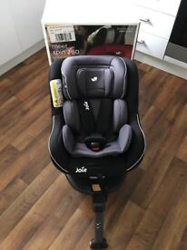 Car seat Joie Spin 360 used few times