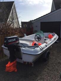 13ft Selva Pleasure Boat