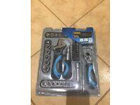 Halfords stubby tool set 47pcs