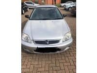 Honda Civic 1.4 low miles