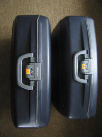 """SET OF TWO MATCHING """"EMINENT"""" SUITCASES (26"""")"""