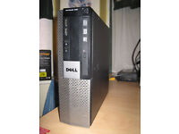 FAST Dell Optiplex 960 PC Tower Dual-Core 2.50Ghz x 2, 4gb ram, Windows 7, can deliver