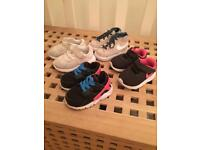 Toddler trainers bundle