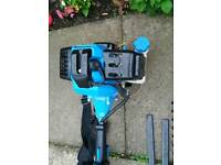 5in1 petrolstrimmer,chainsaw,bushcutter,hedge trimmer,extra long arm reach pole