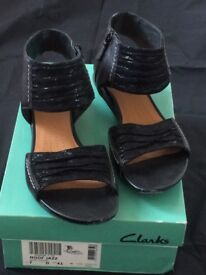 Sandal Black(Roof Jazz) size 7