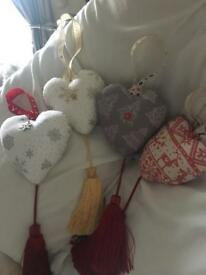 Handmade Christmas decorations £5 each