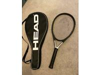 Head Ti S6  Tennis Racket rrp £160 free post uk.grip size grip 2.free post UK.
