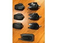 3x Fox NTXr Bite alarms and receiver