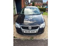 VW EOS amazing car for SALE £1700, full leather, bluetooth, SAT NAV