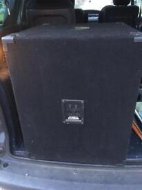 Kam Z sub passive subwoofer REDUCED £40