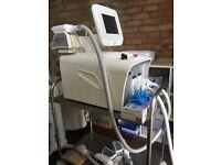 Cryolipolysis & Laser lipo machines