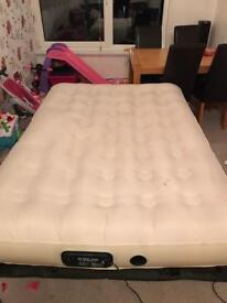 EZ Double bed self inflates and deflates