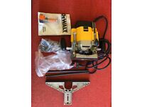 Used DeWalt 624 woodworking Router + accessories