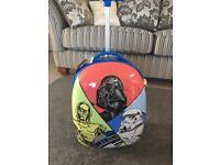 NWT Heys kids suitcase Star Wars