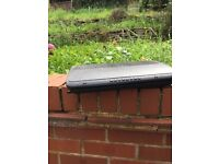 Sky and virgin tv box for sale