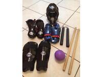 Taekwondo training gear