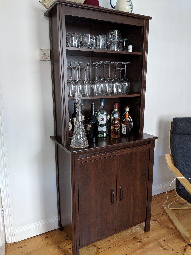 Brusali High Cabinet With Door