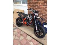 KTM 450 SXF Supermoto Road Registered