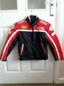 Kids motorbike jackets