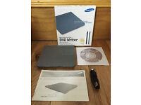SAMSUNG SE-218BB External Slimline USB DVD Writer