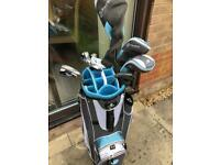 Woman's Golf Clubs