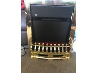 Electric fire excellent condition